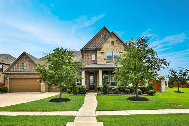 Single Family for Sale at 10419 Three Rivers Way Cypress, Texas 77433 United States