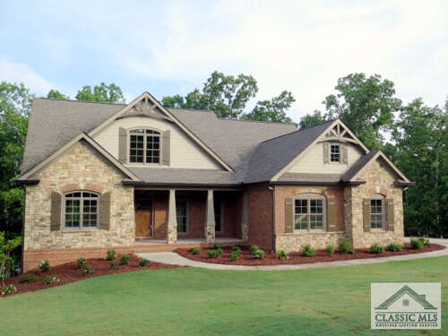 New Construction for Sale at 2440 Shoal Creek Way Bishop, Georgia 30621 United States