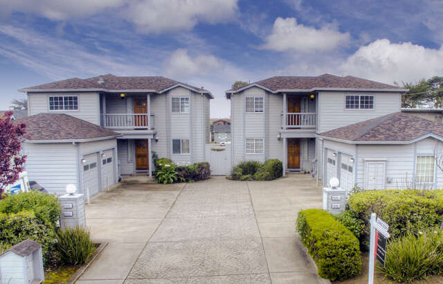 Single Family for Sale at 2320-2322 Francisco Blvd Pacifica, California 94044 United States