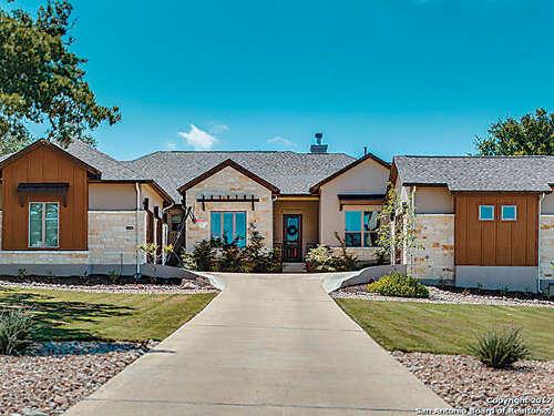 Single Family for Sale at 8302 Shining Elk Garden Ridge, Texas 78266 United States