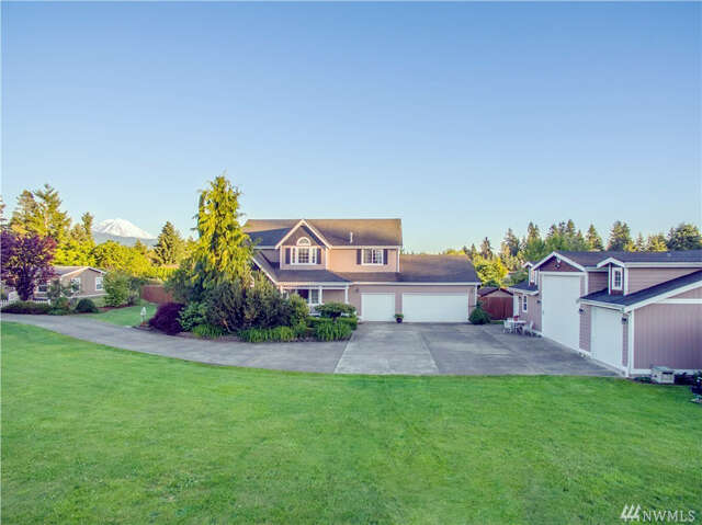 Single Family for Sale at 12202 277th Ave Buckley, Washington 98321 United States
