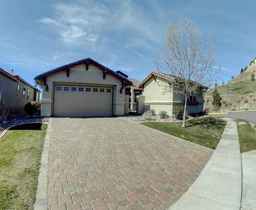 Home Listing at 2100 Maple Leaf Trail, RENO, NV