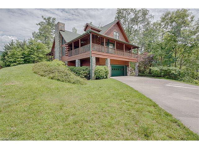 Single Family for Sale at 142 Honeysuckle Drive Waynesville, North Carolina 28786 United States