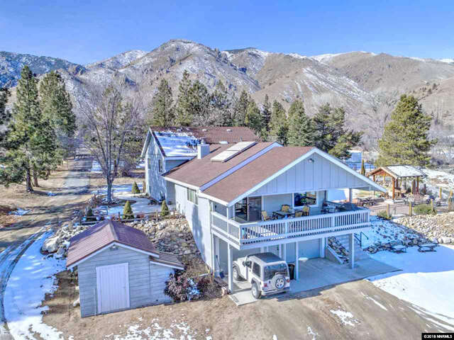 Single Family for Sale at 111448 Us Highway 395 Coleville, California 96107 United States