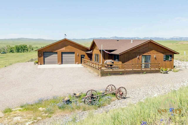 Single Family for Sale at 49 Crazyhead Road Livingston, Montana 59047 United States