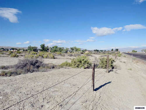 Land for Sale at 4255 E Hwy 50 Fernley, Nevada 89408 United States