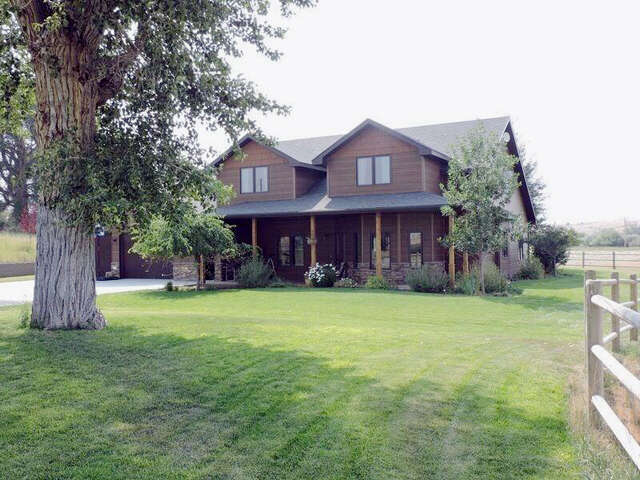 Single Family for Sale at 264 Edwards Addn Whitehall, Montana 59759 United States
