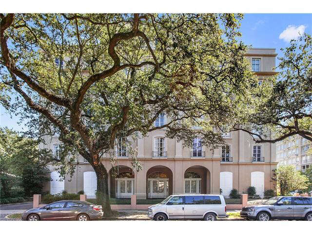 Single Family for Sale at 2434 St Charles Avenue 301 New Orleans, Louisiana 70130 United States