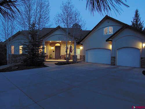 Single Family for Sale at 6 Arrowhead Circle Durango, Colorado 81301 United States