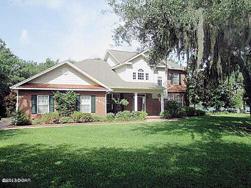 Single Family for Sale at 4402 Bayou Oaks Drive Panama City, Florida 32404 United States