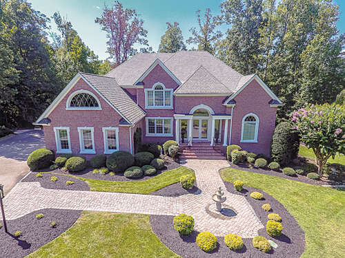 Single Family for Sale at 2507 Kettlewell Court Midlothian, Virginia 23113 United States