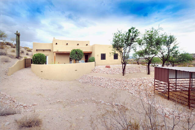 Single Family for Sale at 13529 N Blue Coyote Trail Fort McDowell, Arizona 85264 United States
