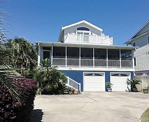 Single Family for Sale at 915 Ocean Blvd Isle Of Palms, South Carolina 29451 United States