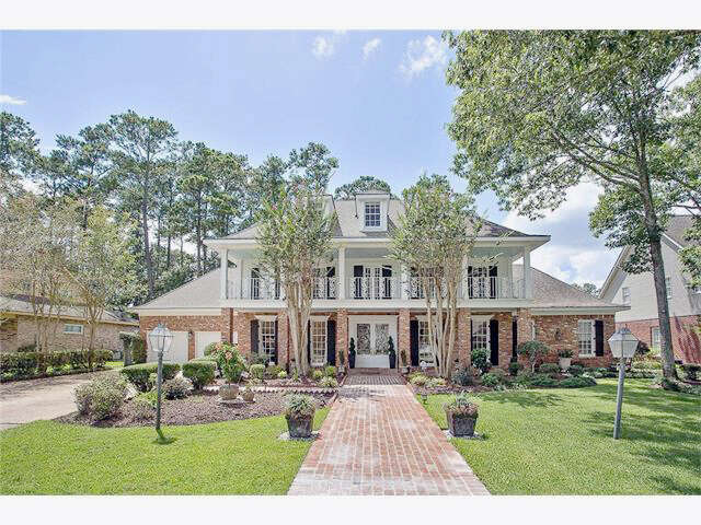 Single Family for Sale at 505 Beau Chene Dr. Mandeville, Louisiana 70471 United States