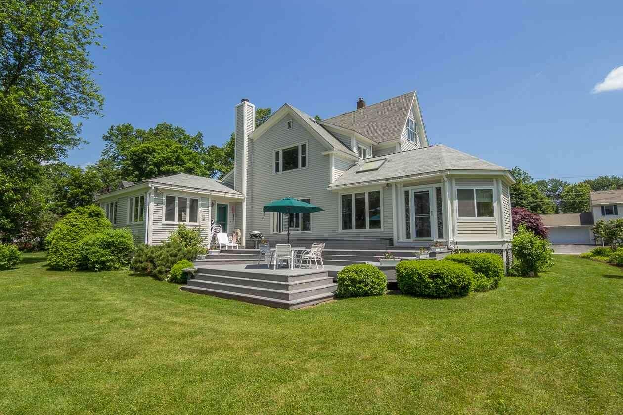 Single Family for Sale at 34 Winnicoash Street Laconia, New Hampshire 03246 United States
