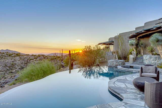Single Family for Sale at 40384 N Brangus Rd Scottsdale, Arizona 85262 United States