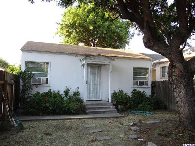 Multi Family for Sale at 8707 Fenwick Street Sunland, California 91040 United States