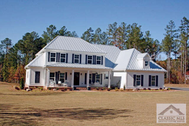 Single Family for Sale at 2340 Elder Road Bishop, Georgia 30621 United States