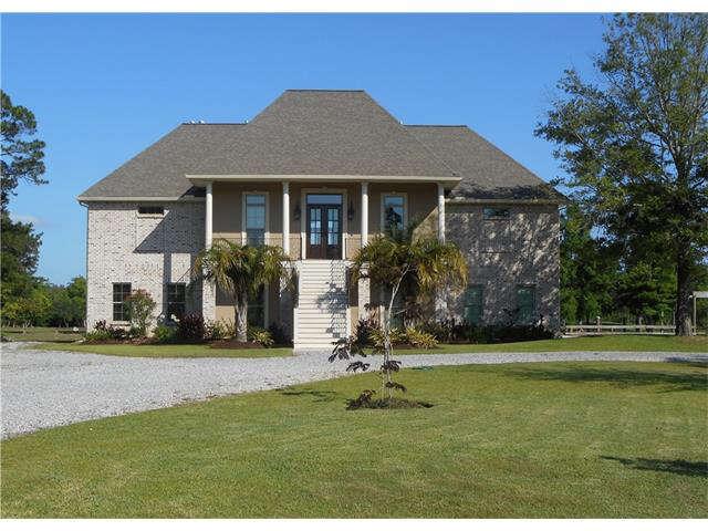 Single Family for Sale at 59110 Cypress Bayou Ln. Lacombe, Louisiana 70445 United States
