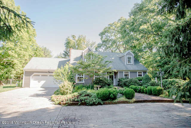 Single Family for Sale at 2461 Allenwood Lakewood Road Allenwood, New Jersey 08720 United States