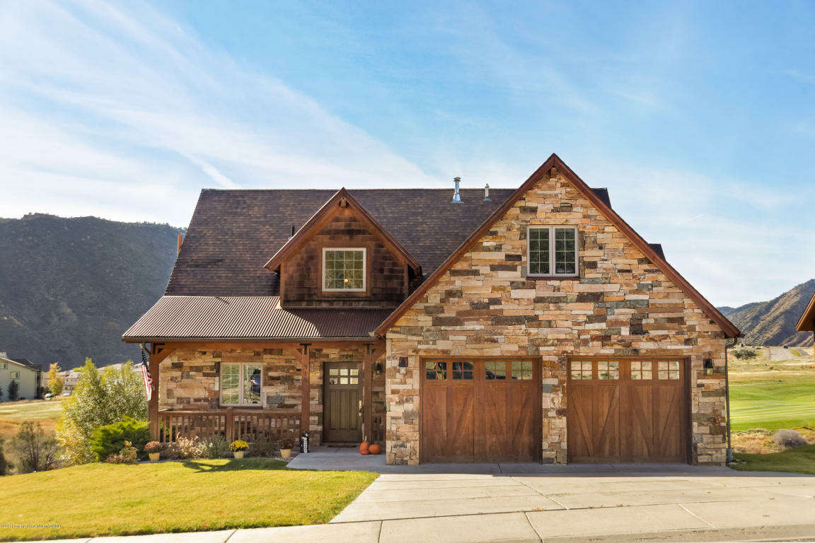 Single Family for Sale at 345 Faas Ranch Road New Castle, Colorado 81647 United States