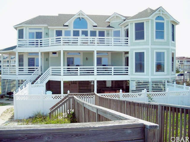 Single Family for Sale at 46 Ocean Boulevard Southern Shores, North Carolina 27949 United States