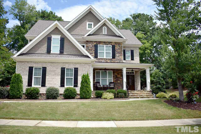 Single Family for Sale at 101 Roseberry Way Holly Springs, North Carolina 27540 United States