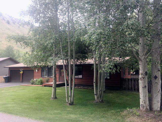 Single Family for Sale at 1040 W Brahma Dr Jackson, Wyoming 83001 United States