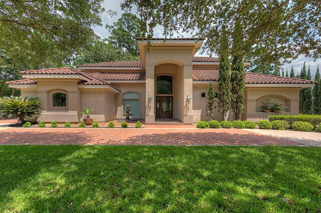 Single Family for Sale at 3210 Lazy Lake Lane Montgomery, Texas 77356 United States