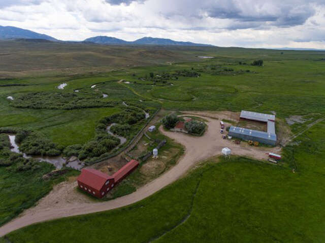 Single Family for Sale at Pass Creek Ranch Saratoga, Wyoming 82331 United States