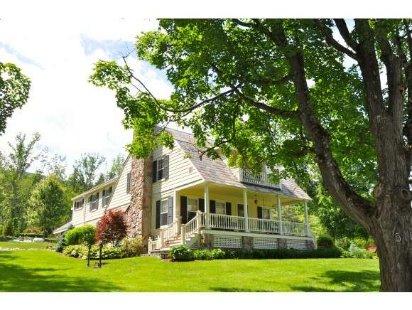 Single Family for Sale at 575 West Road Manchester, Vermont 05254 United States