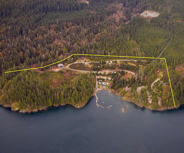 Waterfront Property For Sale In Campbell River