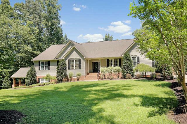 Home Listing at 515 Butterwood Circle, POWHATAN, VA