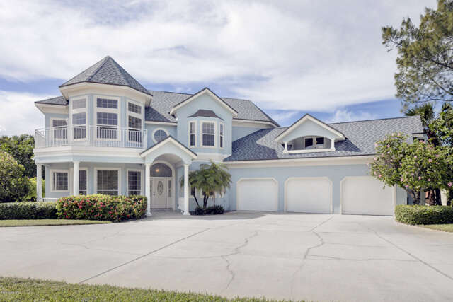 Single Family for Sale at 610 Atlantic Street Melbourne Beach, Florida 32951 United States