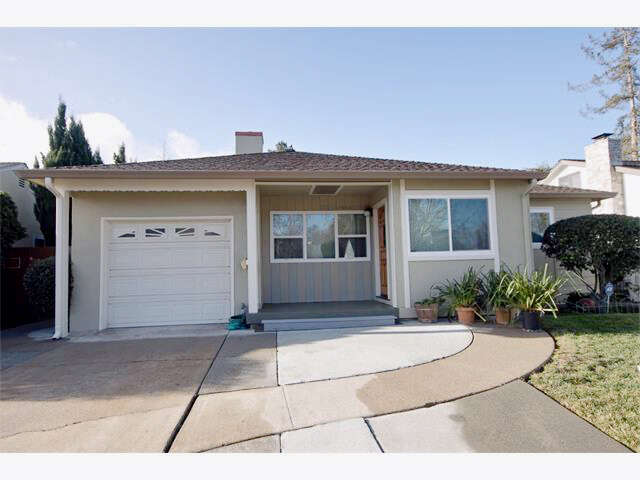 Single Family for Sale at 1666 Anamore St Redwood City, California 94061 United States