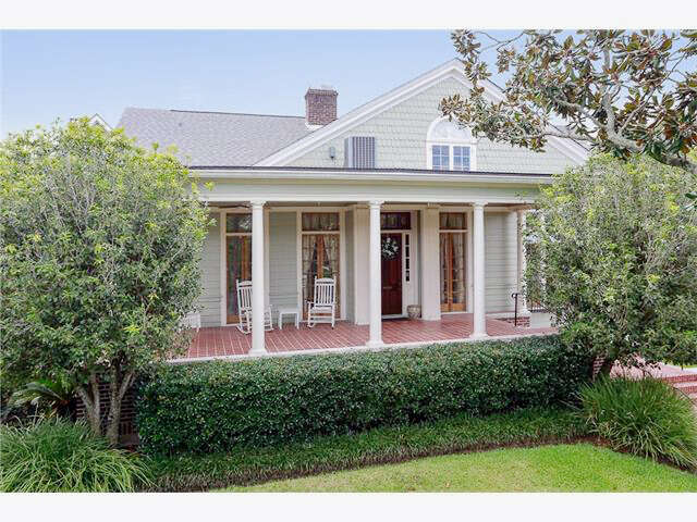 Single Family for Sale at 1516 Eleonore St New Orleans, Louisiana 70115 United States