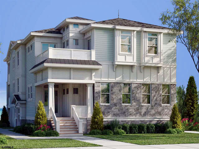 Single Family for Sale at 1809 Wesley Avenue Ocean City, New Jersey 08226 United States