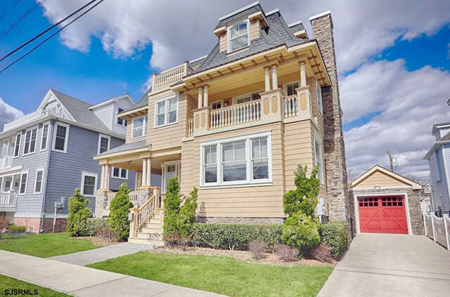 Single Family for Sale at 203 N 33rd Ave Longport, New Jersey 08403 United States