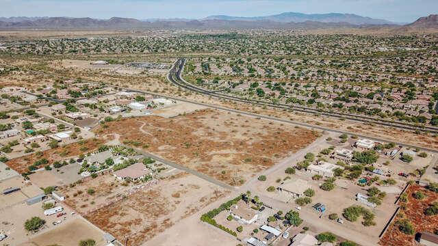 Land for Sale at 25xx W Desert Hills Drive Phoenix, Arizona 85086 United States