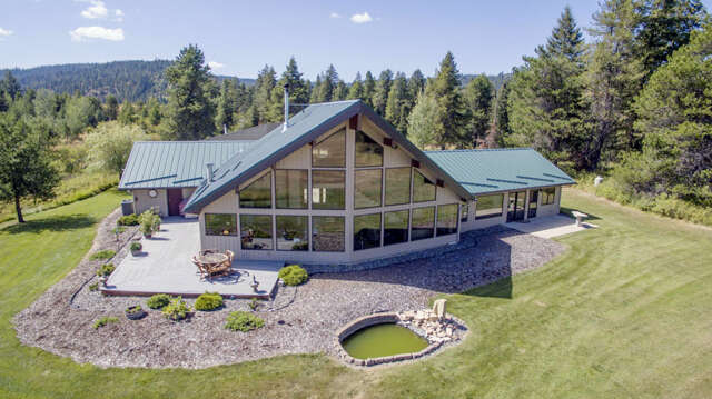 Single Family for Sale at 455 Whitetail Draw Rd St. Maries, Idaho 83861 United States