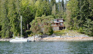 Featured Property in Whaletown, BC V0P 1Z0
