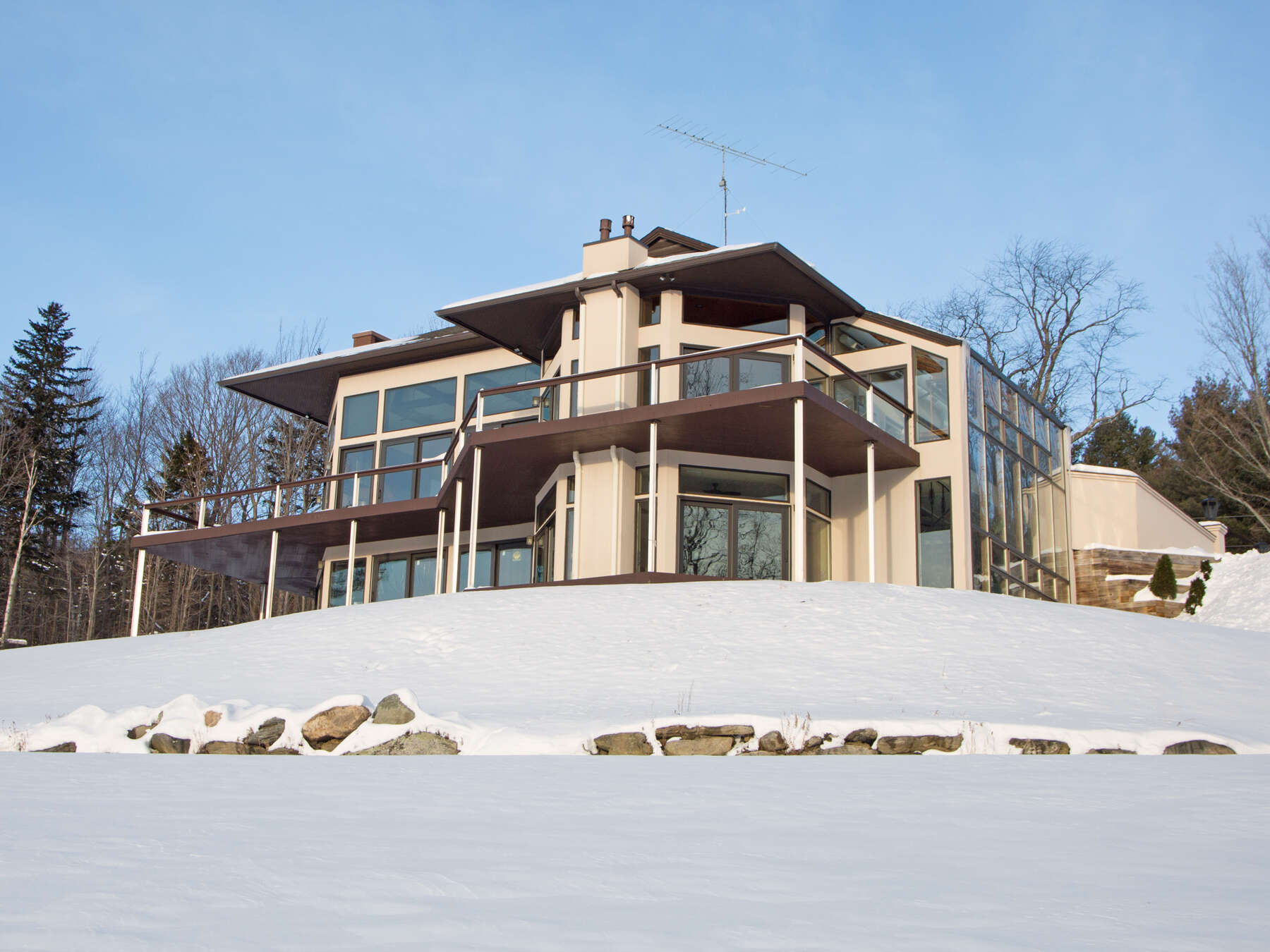 Single Family for Sale at 501 Stagecoach Rd Road Fayston, Vermont 05673 United States