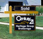 Century 21 Heritage Group Ltd. Brokerage