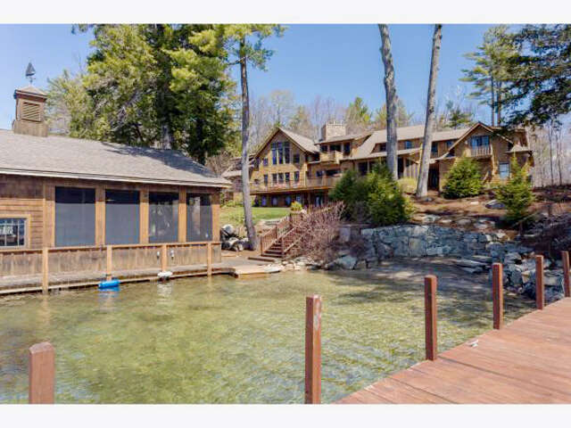 Single Family for Sale at 31 Wallace Point Road Moultonborough, New Hampshire 03254 United States