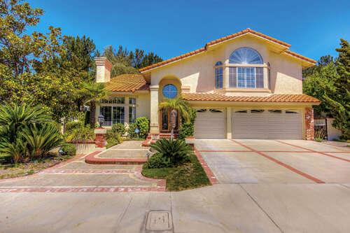 Single Family for Sale at 5840 Vista Del Mar Yorba Linda, California 92887 United States