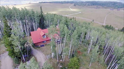 Single Family for Sale at 58755 County Road 62 Clark, Colorado 80428 United States