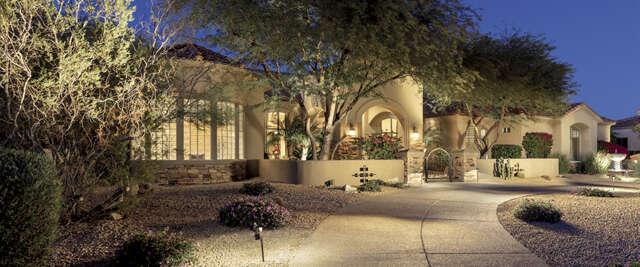 Single Family for Sale at 7836 E Sanata Catalina Scottsdale, Arizona 85255 United States