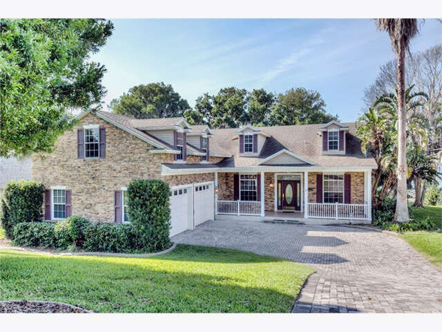 Single Family for Sale at 3220 Indian Trail Eustis, Florida 32726 United States