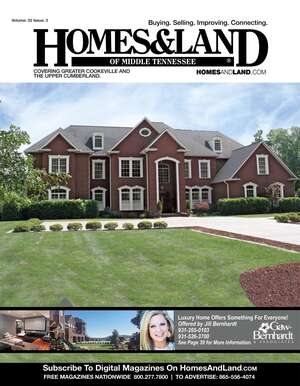 HOMES & LAND Magazine Cover. Vol. 22, Issue 04, Page 49.