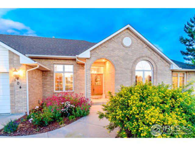 Single Family for Sale at 104 Grand View Cir Mead, Colorado 80542 United States